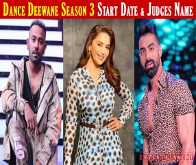 Dance Deewane 3 Start Date