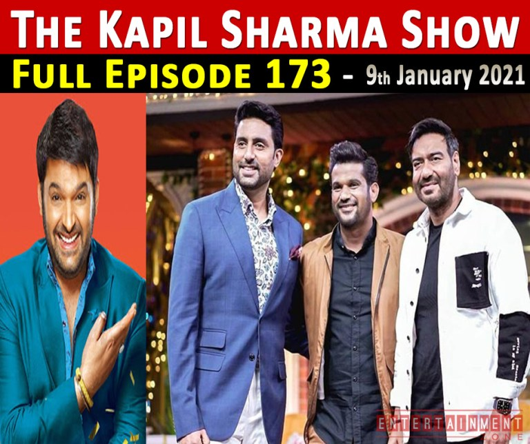The Kapil Sharma Show Episode 173