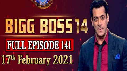 Bigg Boss 14 Full Episode 141
