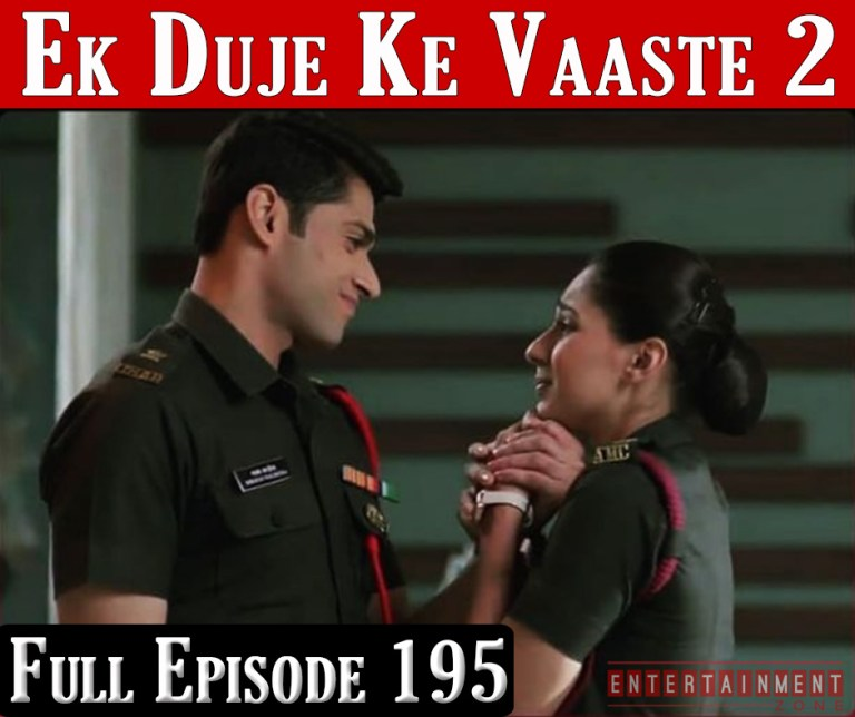 Ek Duje Ke Vaaste Season 2 Episode 195