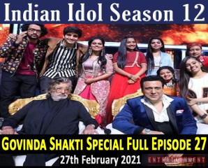 Indian Idol Season 12 Episode 27