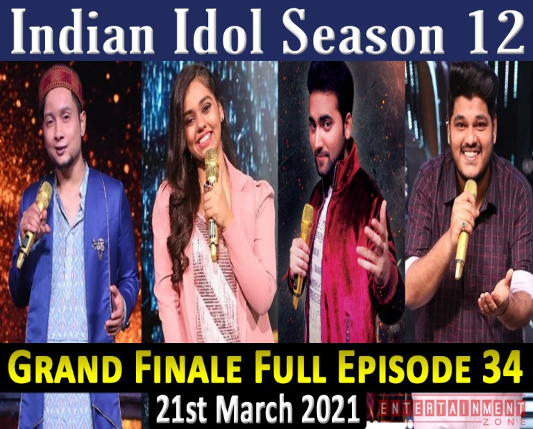 Indian Idol 12 21st March 2021