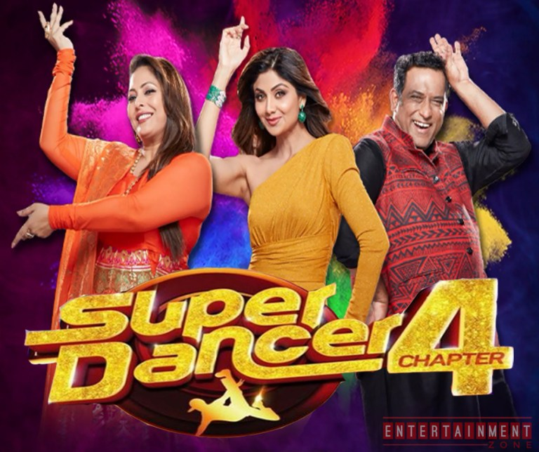 Super Dancer Chapter 4 Episode 1
