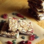 Gluten Free, Wheat Free, Dairy Free, Protein Oat Bar