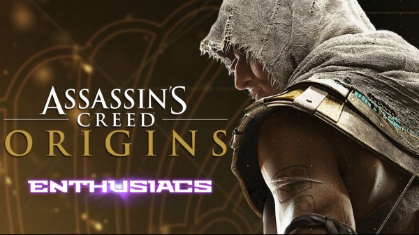 Let's Play...Assassin's Creed: Origins - Enthusiacs