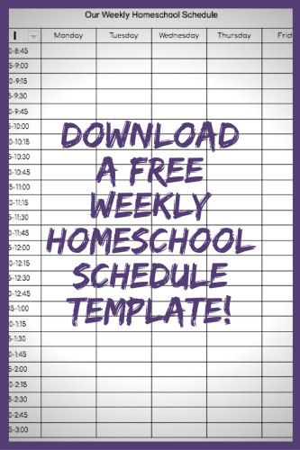 Need help getting organized in your homeschool? Here are some tips to help!