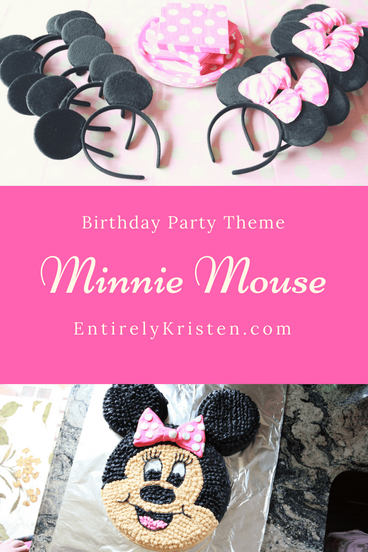 Minnie Mouse Themed Birthday Party Birthday Party Theme Ideas
