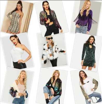 Fashion business catalogue