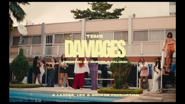 DOWNLOAD: Tems – Damages Official (Video) Mp4