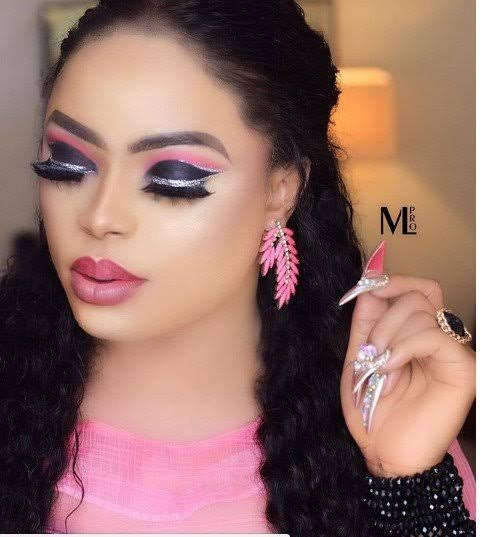 Bobrisky fights man who bashed his car and his new iPhone 11 (VIDEO)