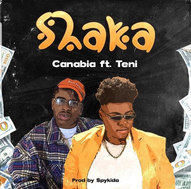 Canabia ft Teni - Shaka