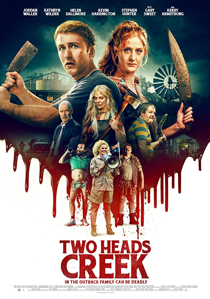 MOVIE : Two Heads Creek (2019)