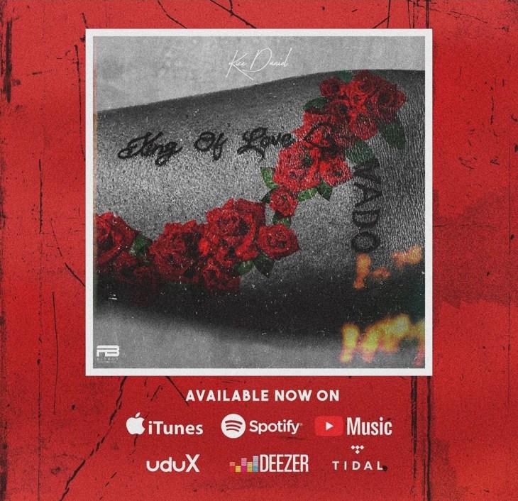 ALBUM : Kizz Daniel - King Of Love [KOL]