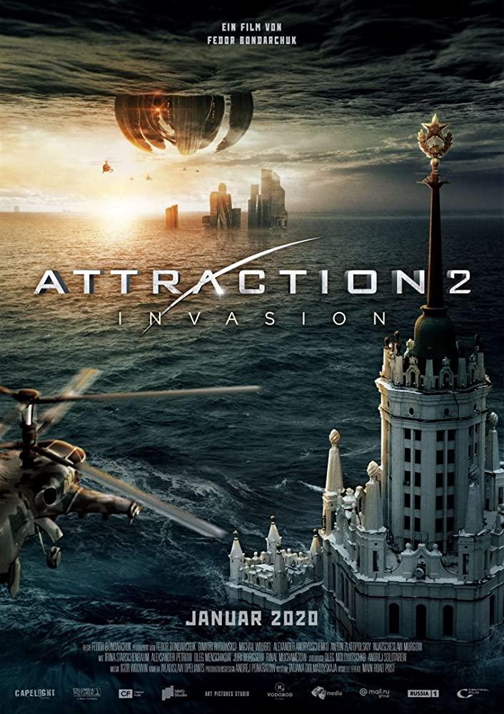 MOVIE : Invasion (2020)