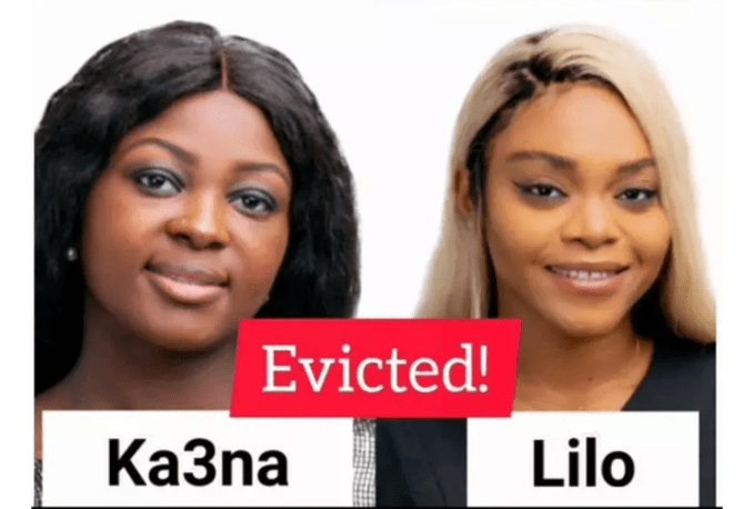See The Housemates Who Voted Out Katrina and Lilo For Eviction!