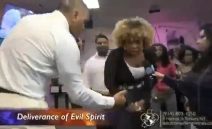 Pastor Delivers Woman From Oral S*x Demon