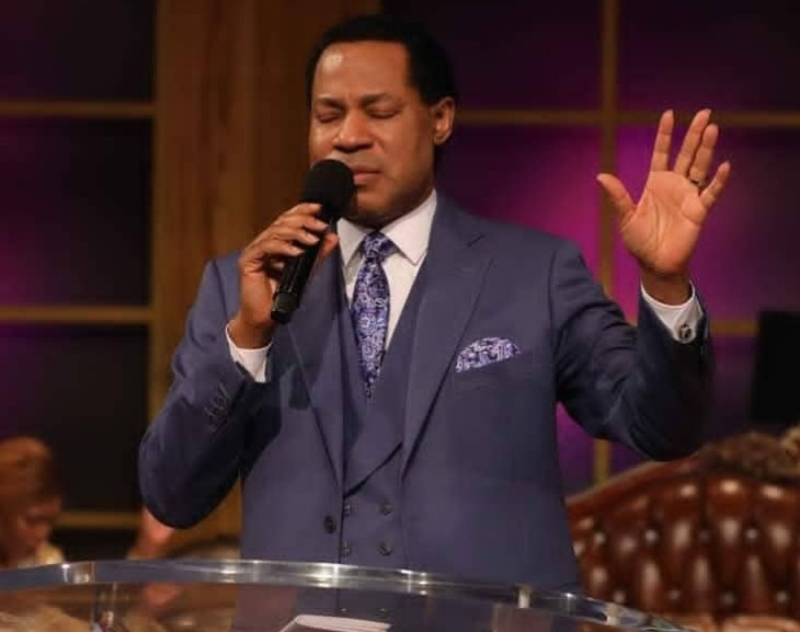Rapture Pastor Chris