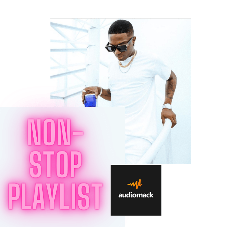 NON-STOP Playlist Feat. Wizkid, Davido and Burna Boy