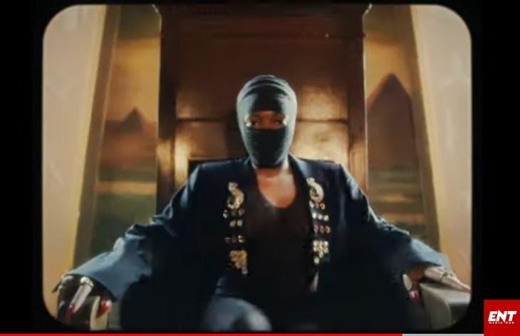 VIDEO : Wizkid ft Burna Boy - Ginger (Official Dance)