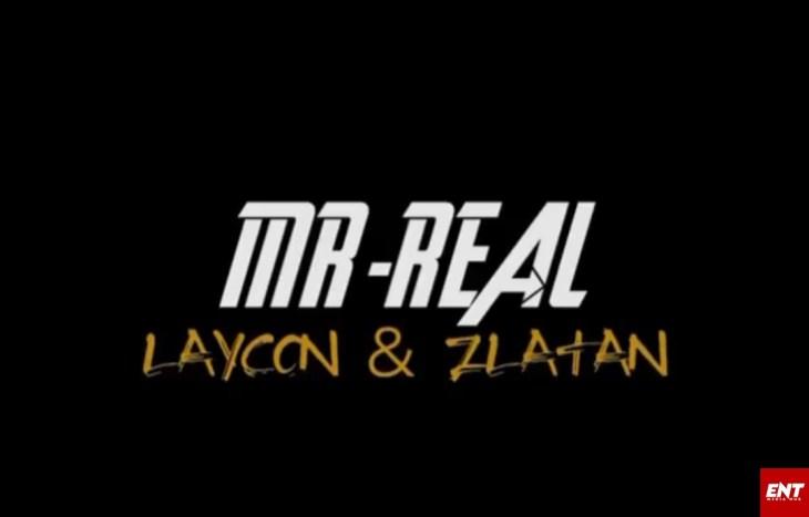 Mr Real ft Laycon X Zlatan Ibile - baba Fela