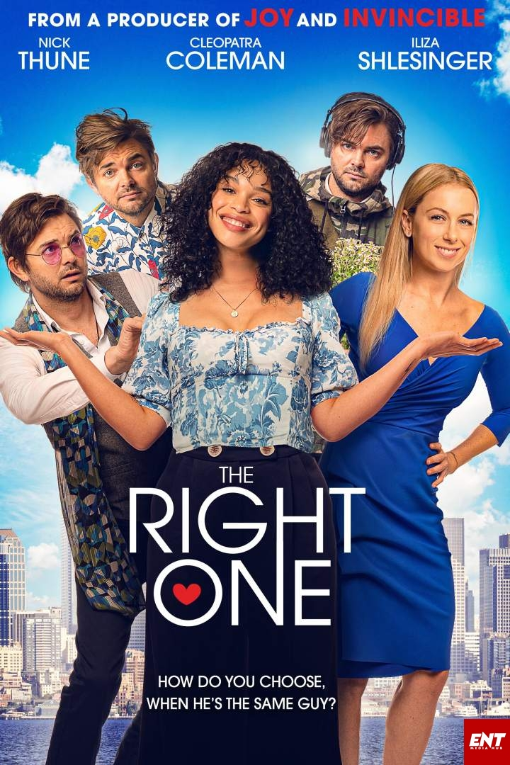 MOVIE : The Right One (2021)