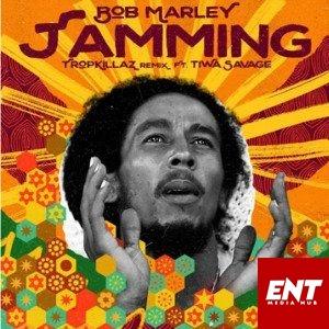 MP3: Bob Marley - Jamming Remix ft Tiwa Savage & Tropkillaz