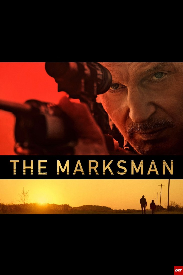 MOVIE : The Marksman (2021)