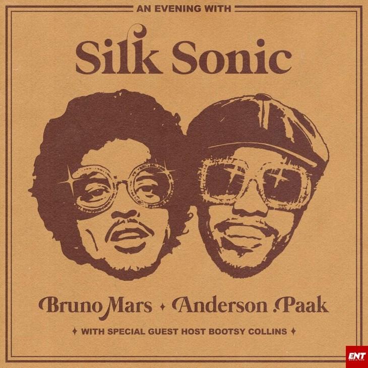 Bruno Mars Ft. Anderson .Paak & Silk Sonic – Leave The Door Open