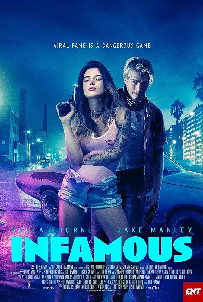 MOVIE : Infamous (2020)