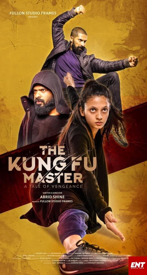 MOVIE : The Kung Fu Master (2020)