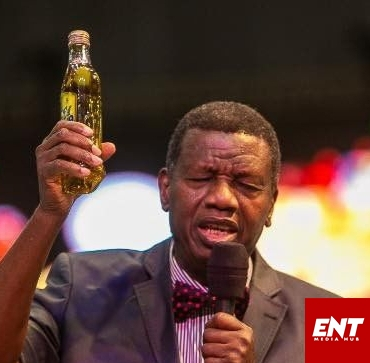 Pastor Adeboye's third son Dare