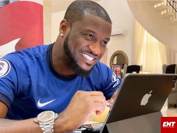 Peter Okoye bet