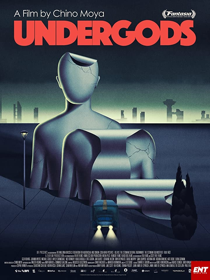 MOVIE : Undergods (2020)