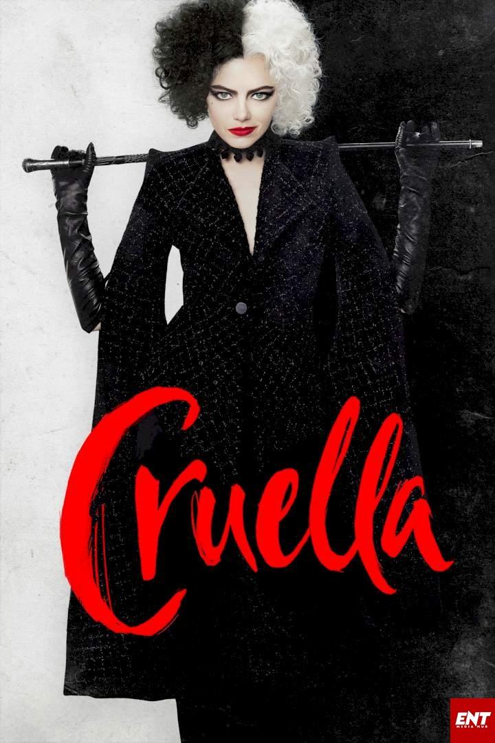 MOVIE : Cruella (2021)