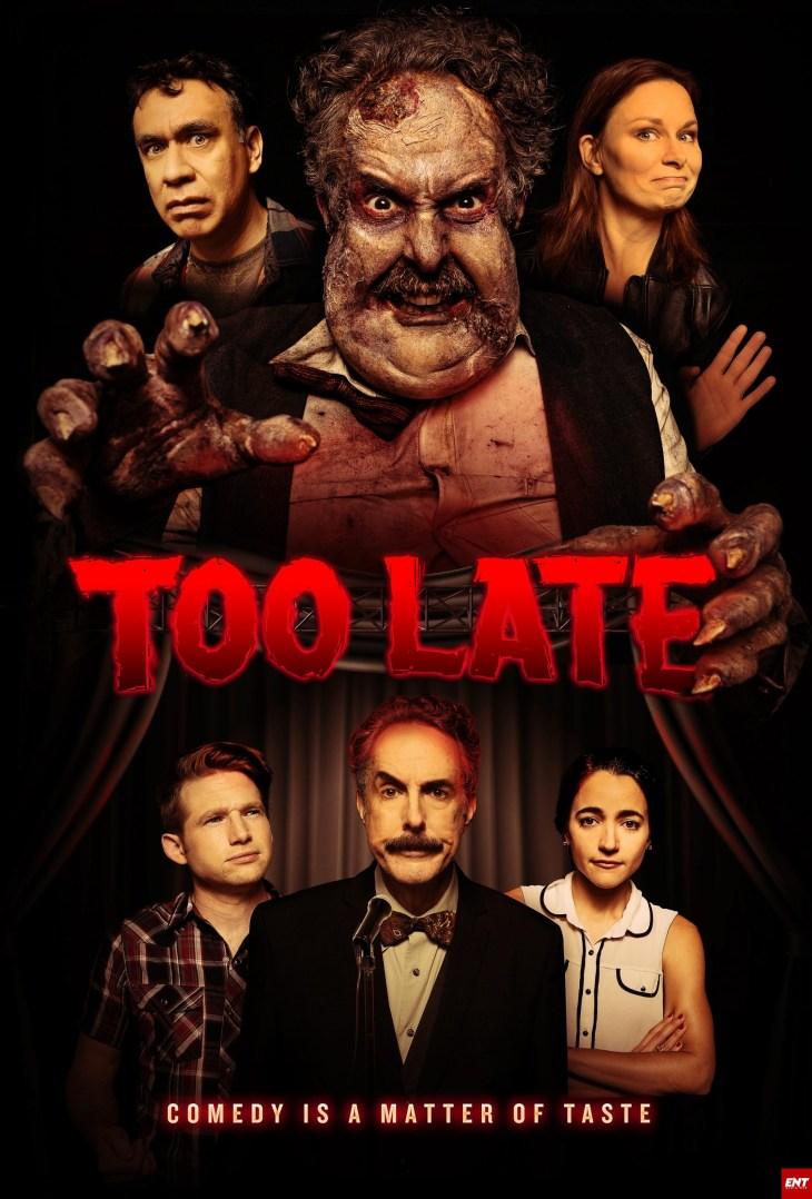 MOVIE : Too Late (2021)