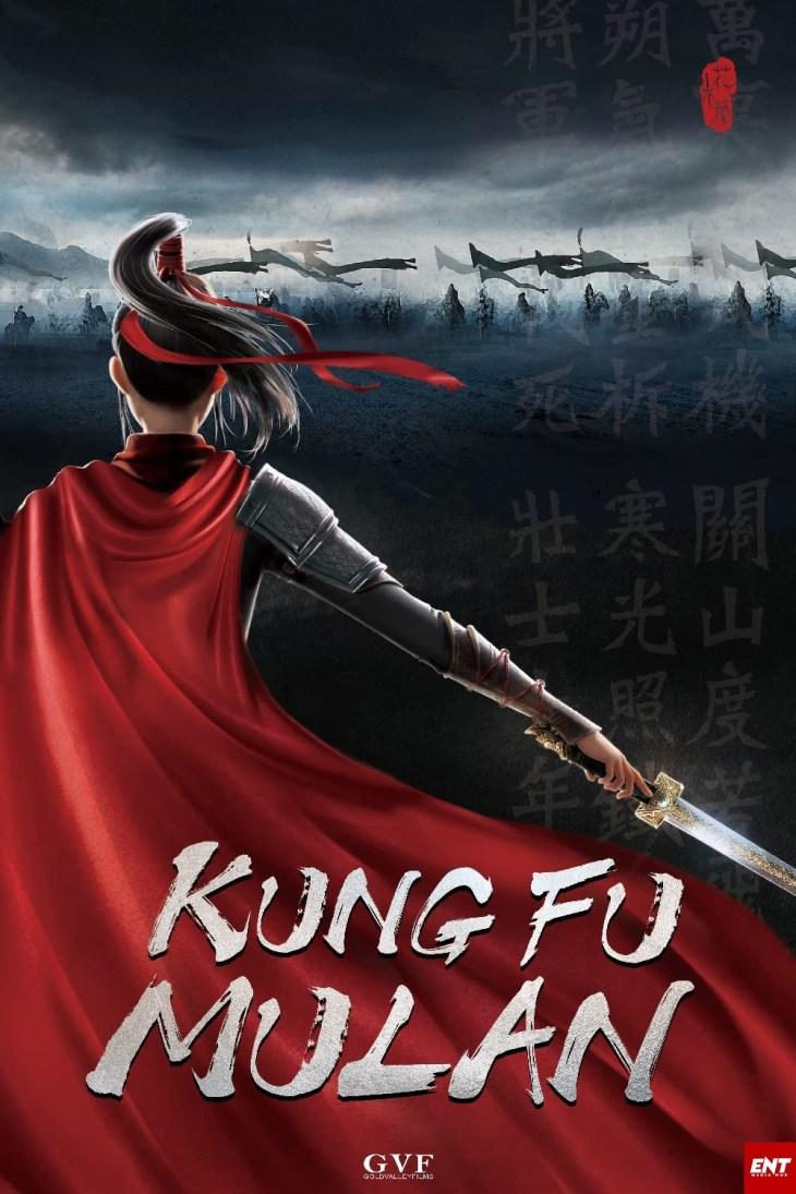 MOVIE : Kung Fu Mulan (2021) (Animation)