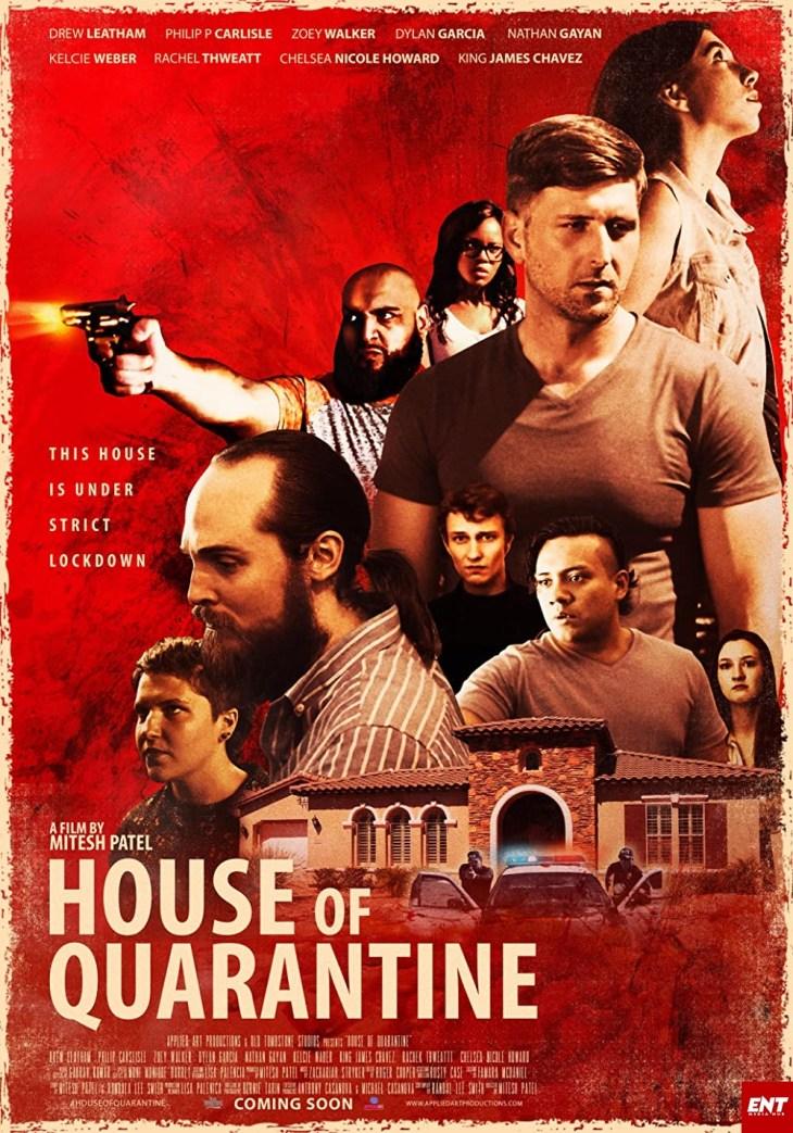 MOVIE : House of Quarantine (2020)