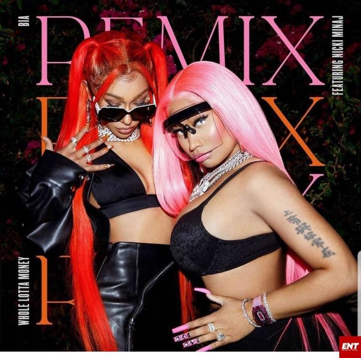 BIA Ft. Nicki Minaj – WHOLE LOTTA MONEY (Remix)