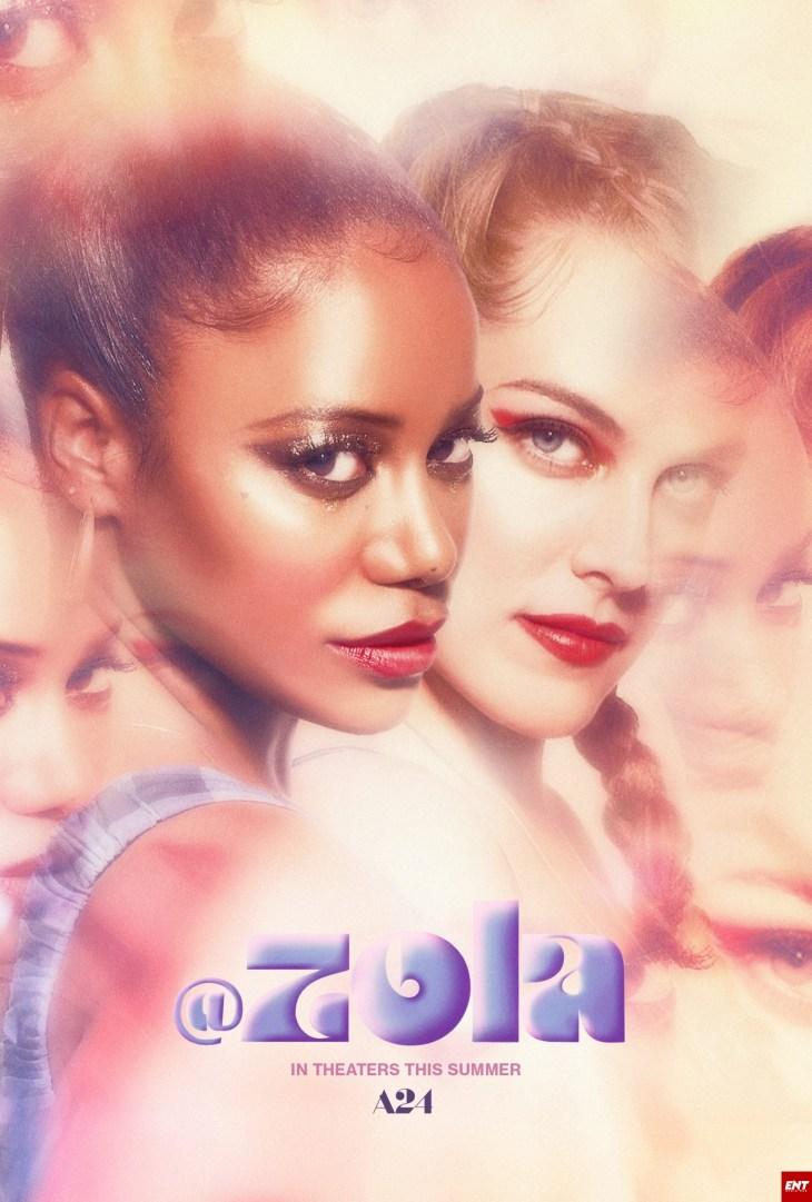 MOVIE : Zola (2020)