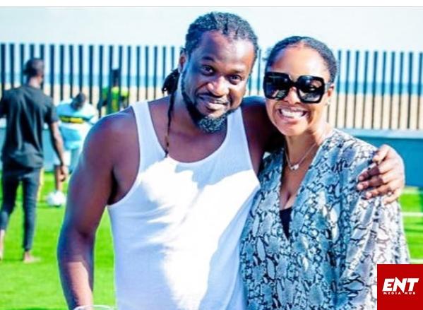 Anita Okoye divorce