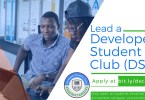 Application for To Become a Google Developer Student Clubs Lead 2019 is Out