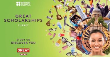 Apply For British Council GREAT Scholarships for Turkey 2019 in the UK