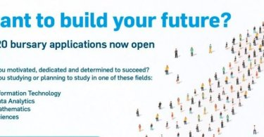 Application For Capitec Bank Bursary Programme 2020 for young Vibrant South Africans