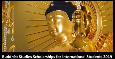 Buddhist Scholarships for International