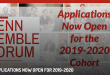 Join NED Penn Kemble Forum on Democracy 2019/2020 | APPLY NOW!
