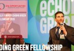 Echoing Green Fellowship 2020