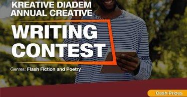 2019 Kreative Diadem Writing Contest