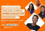 Plaqad Campus Ambassador Program 2019 for Nigerian Undergraduate
