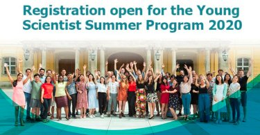 IIASA Scientists Summer Program 2020 for Young Researchers