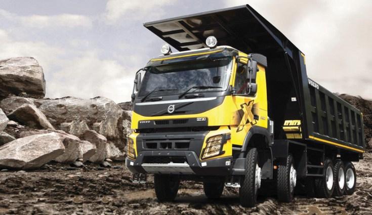 granite hauling business
